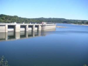 Barrage de Lavalette