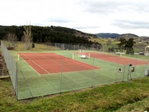 Location de courts de tennis à Saint-Jeures