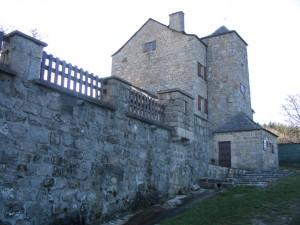Château Panelier au Mazet-Saint-Voy
