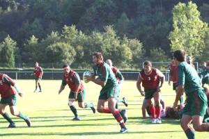 Equipe de rugby du Portugal