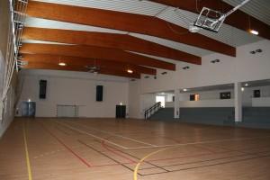 Gymnase de la Maison des Bretchs au Chambon-sur-Lignon