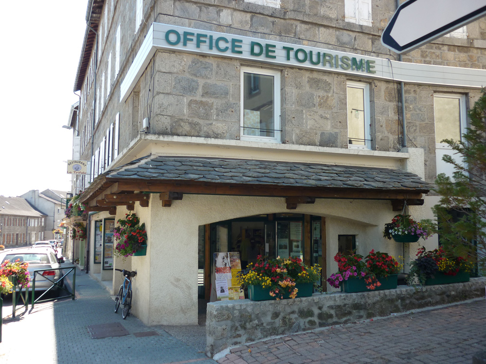 office de tourisme 43400