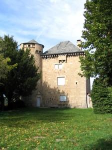 Château La Borie à Chenereilles