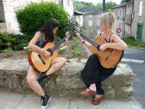 Cours de guitare EMIHL