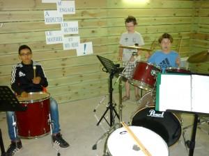 Percussions EMIHL