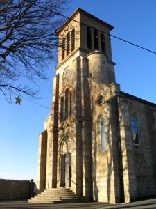 Église du Mas de Tence
