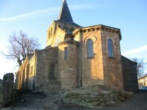 Église de Saint-Jeures