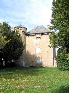 Le château de la Borie