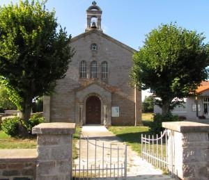Temple à Freycenet de Saint-Jeures