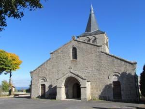 Eglise de Saint-Jeures