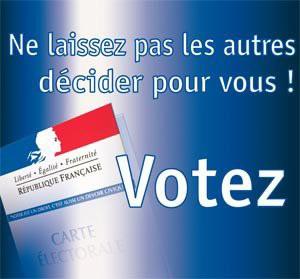 Le droit de vote à Tence