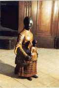 Vierge noire à Tence