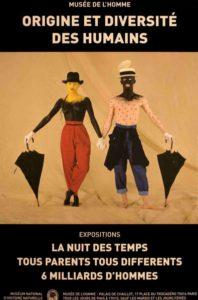 Affiche exposition Saint-Jeures