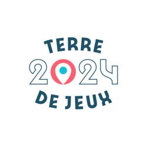 Terre de Jeux 2024 - Photo de profil fond blanc